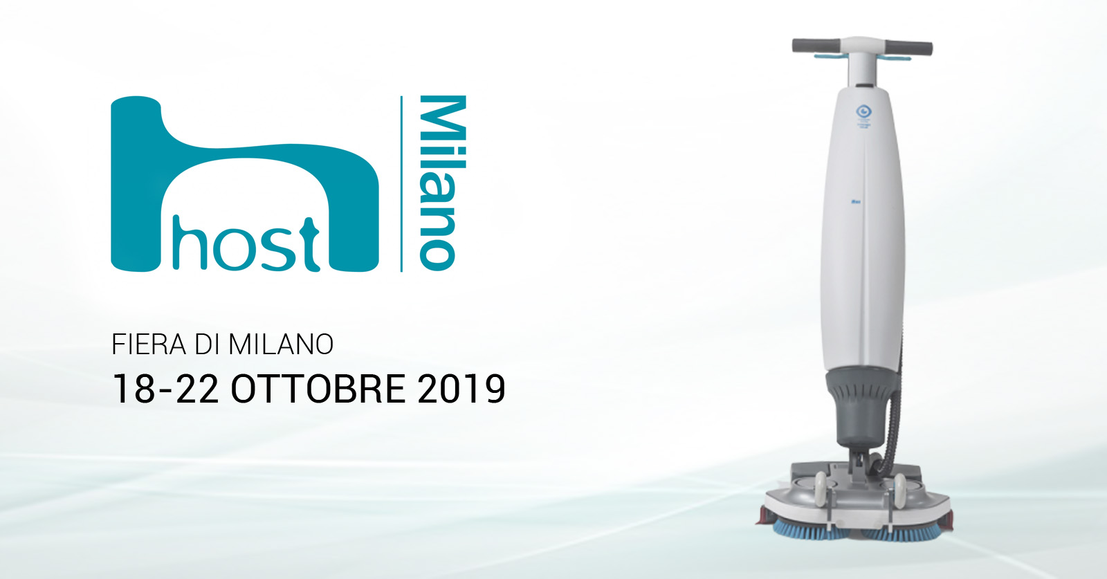 Socaf con i-mop torna ad HOSTMilano: the place to be